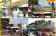 செங்கொடி நினைவாக-பேருந்து நிலையம்-பராமரிப்பு பணி