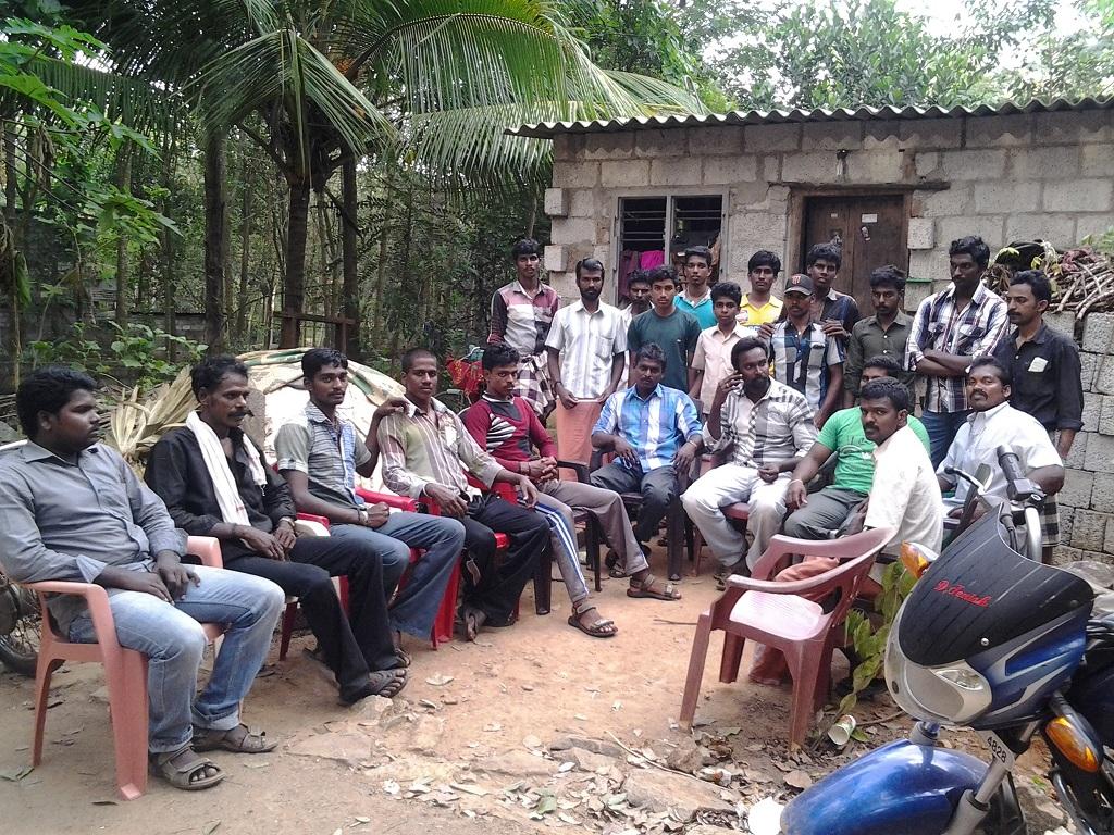 கன்னியாகுமரி மாவட்டம் வேர்கிளம்பி பேரூராட்சி செங்கொடிகிராமத்தில் கலந்தாய்வு. 20130825 225612