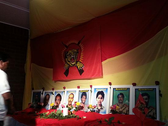 நோர்வே ஒஸ்லோவில் நடைபெற்ற திலீபன் மற்றும் ஏனைய மாவீரர்களது வணக்க நிகழ்வு oslo thileepan 20136