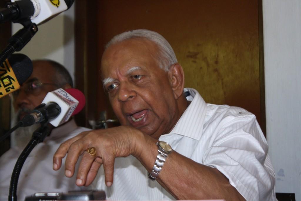 வவுனியாவுக்கு ஒரு அமைச்சு கேட்டு சம்பந்தனுக்கு கடிதம். sambantham