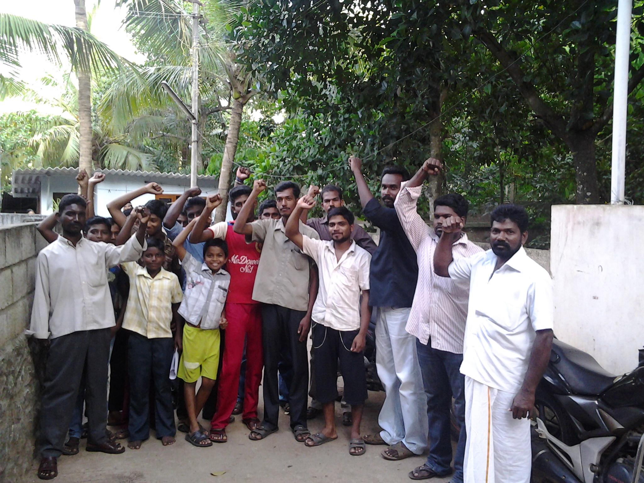 கன்னியாகுமாரி மாவட்டம் தக்கலை ஒன்றிய கலந்தாய்வு 20131006 173810