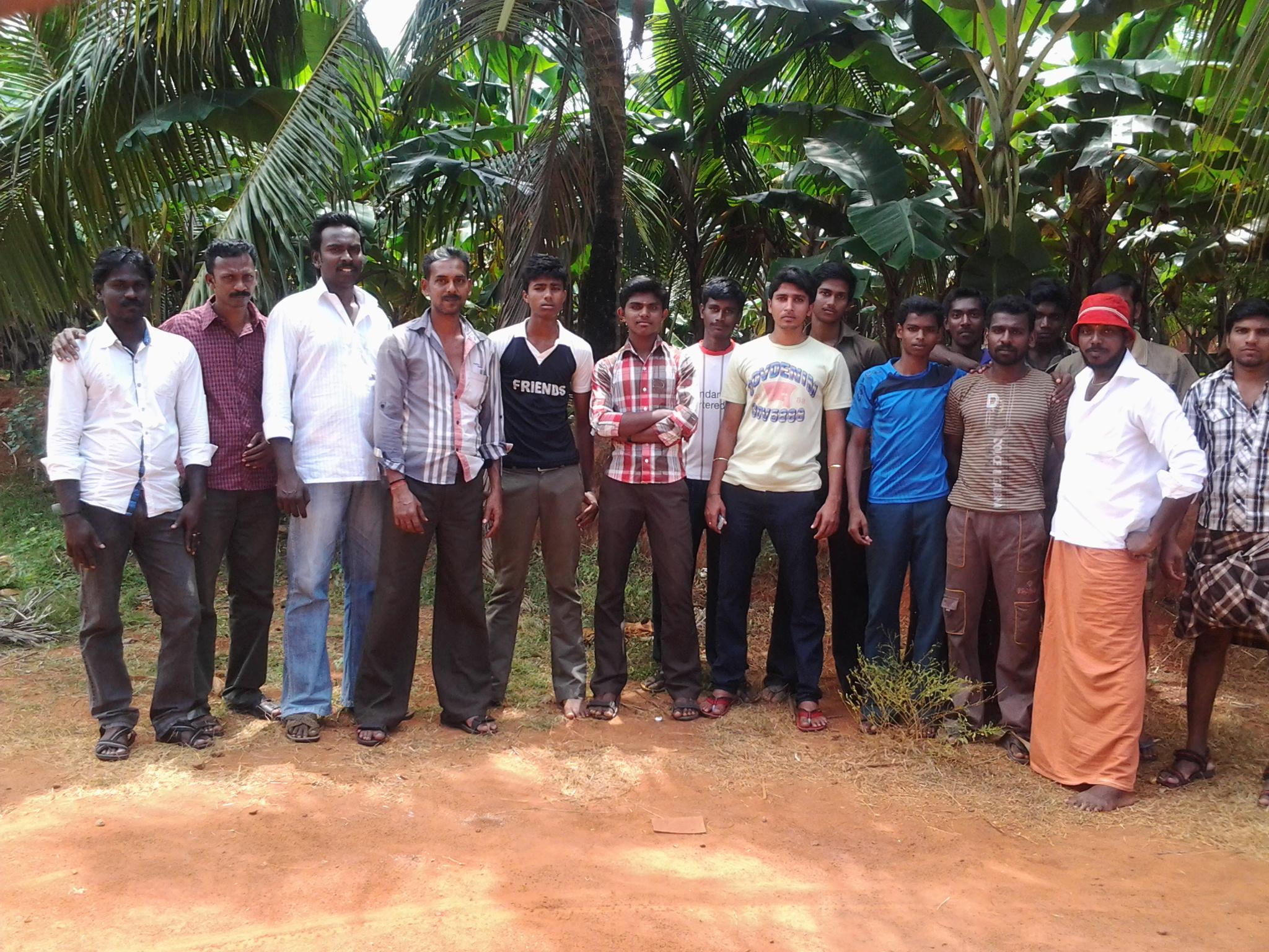 கன்னியாகுமாரி மாவட்டம் குருந்தன்கோடு ஒன்றியம் மண்டைக்காடு பேரூராட்சி மண்டைக்காடு கிராமத்தில் (13/10/2013) புதிய உறவுகள் சந்திப்பும் கலந்தாய்வும் நடைபெற்றது. 20131013 112307