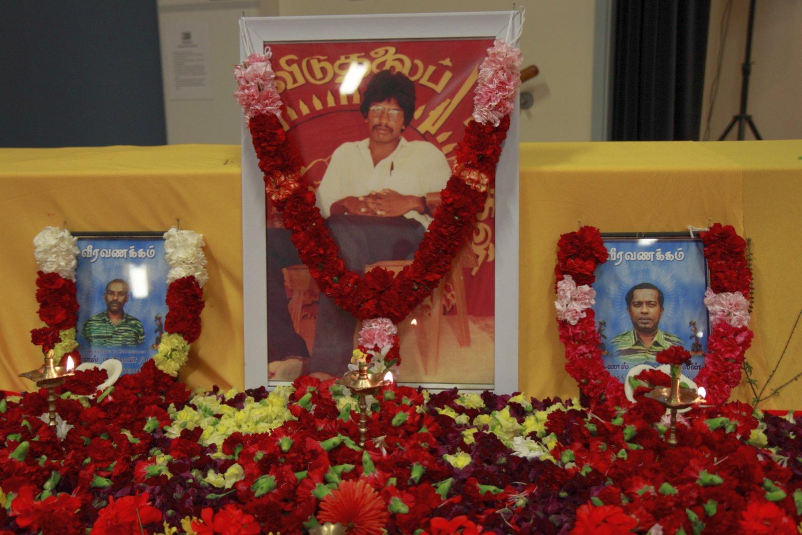மெல்பேர்னில் உணர்வுபூர்வமாக நடைபெற்ற தியாக தீபம் திலீபன் நினைவு கலைமாலை Thiyaki Thileepan Event Melb 07
