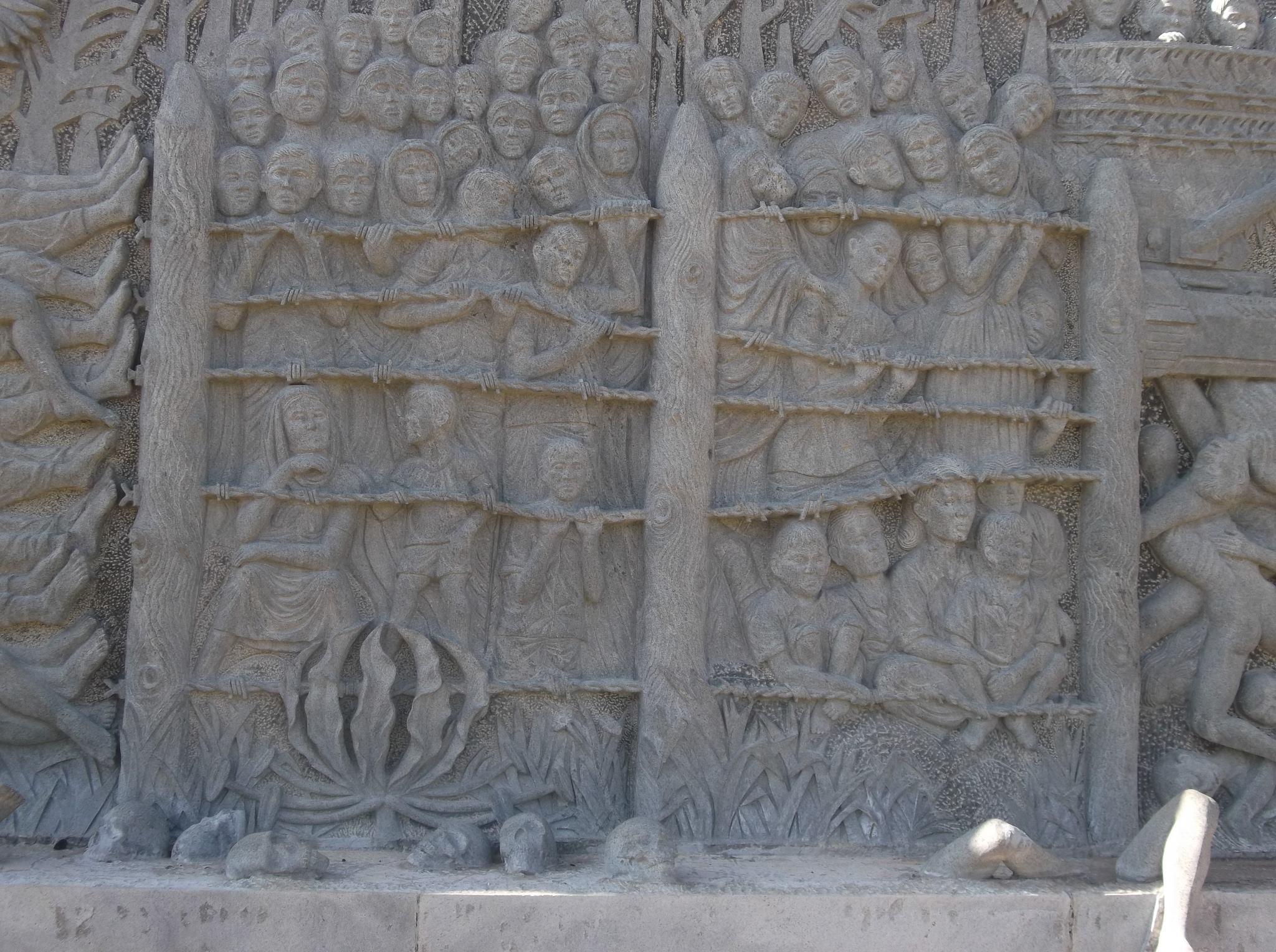 முள்ளிவாய்க்கால் நினைவு முற்றத் திறப்பு விழா நவம்பர் 9, 10, 11 ஆகிய நாட்களில் நடைபெறும்! mullivaikkal d