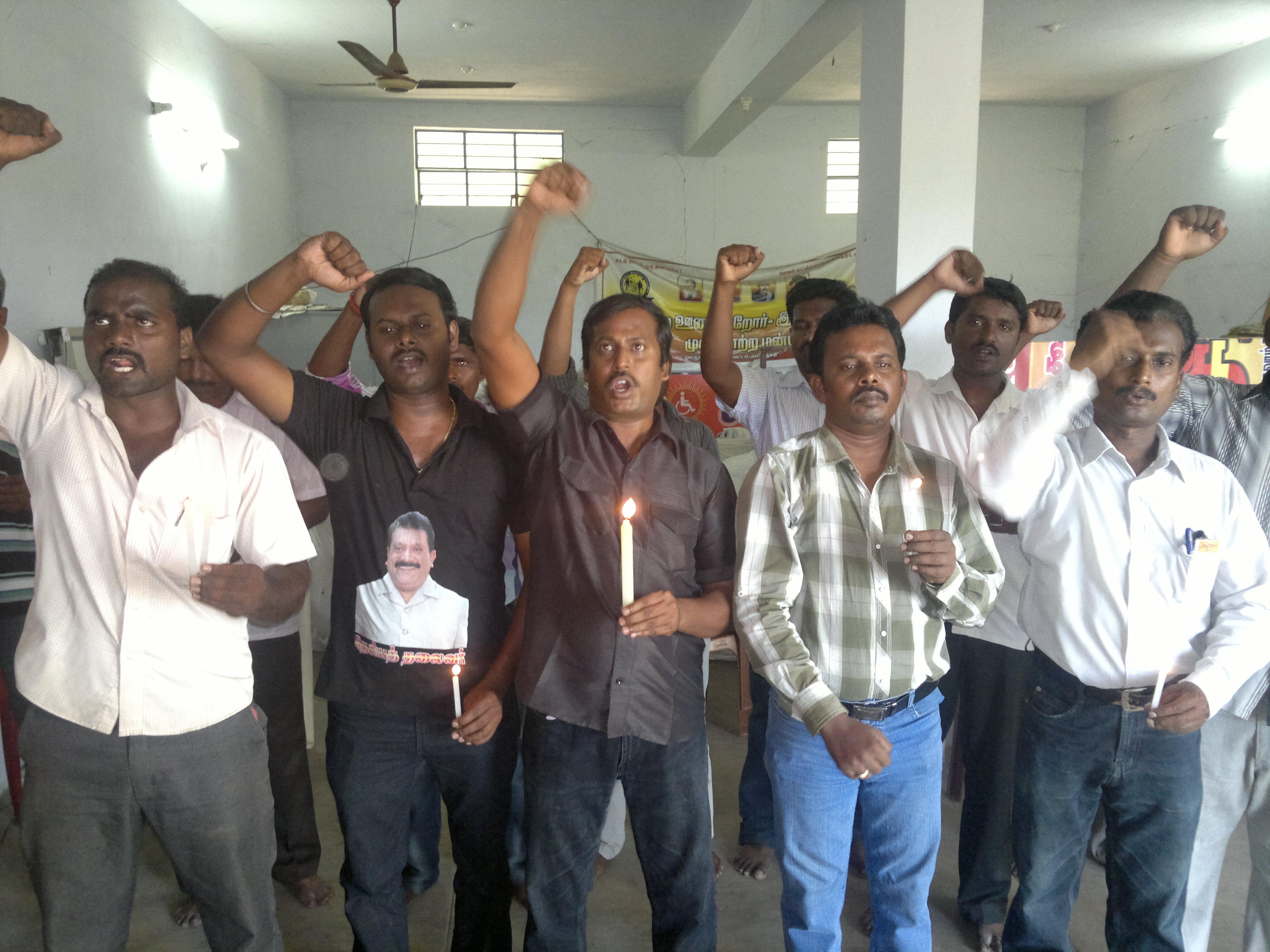 சேலம் மாவட்டம் ஓமலூரில் அய்யா மணிவண்ணன் அவர்களுக்கு வீரவணக்க நிகழ்வு நடைபெற்றது. 2014 06 15 177