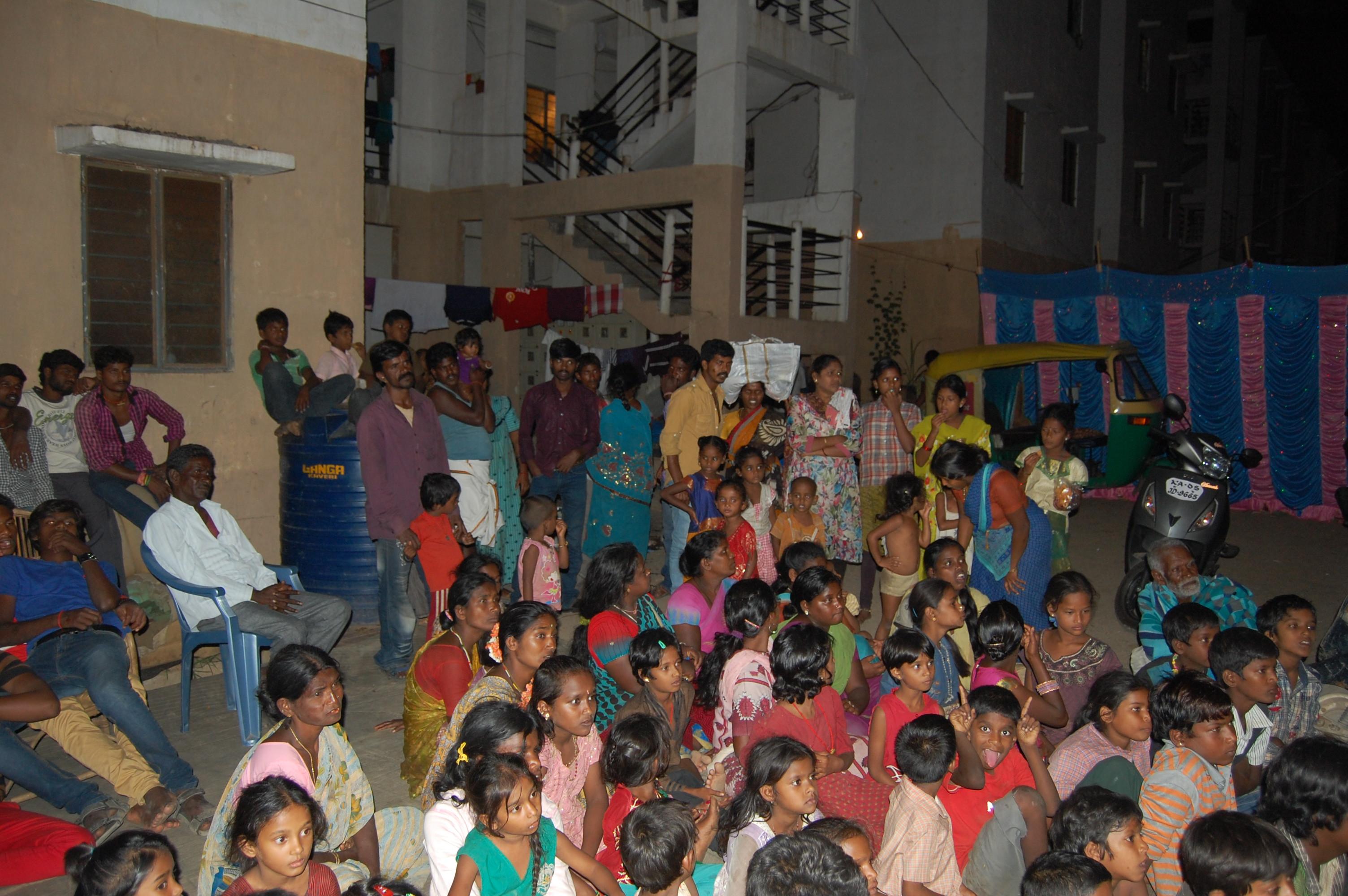 பெங்களூர் ராஜா ரதிச்வரி குப்பத்தில்  கொள்கை விளக்க பிரச்சாரம். DSC 5286