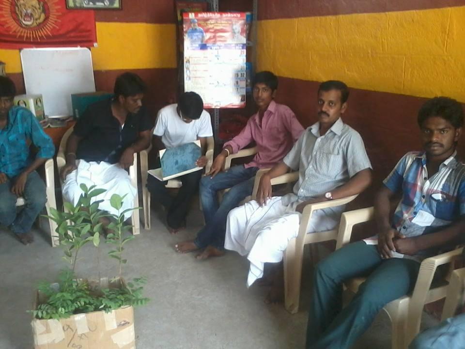 ஈரோடை மாவட்டம் -கோபி ஒன்றிய கலந்தாய்வு மற்றும் மரம் நடும் விழா  27.07.2014 அன்று நடைப்பெற்றது . nt