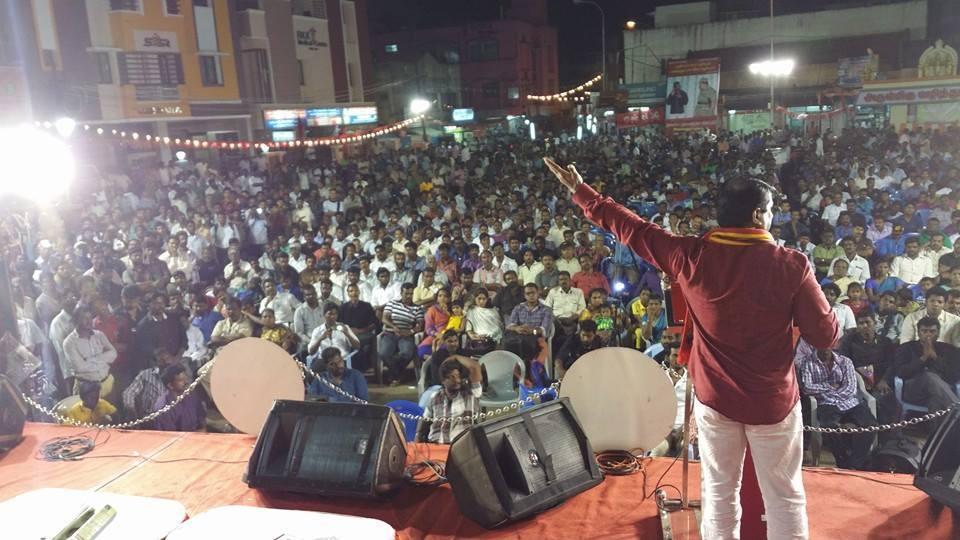 திருவள்ளூர் தெற்கு மாவட்டம் சார்பாக, தேசியத்தலைவர் பிறந்த நாள் பொதுக்கூட்டம் கொரட்டூரில் நடந்தது. 10173645 1548354502068004 7110197272482410225 n
