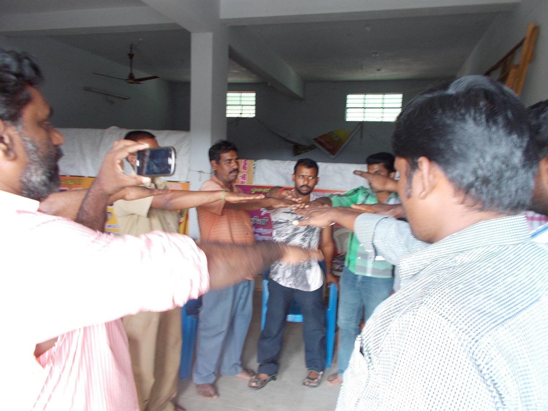 சேலம் மாவட்டத்தில் கலந்தைவுகூட்டம் 04.05.2015 அன்று நடைப்பெற்றது. DSCN2824