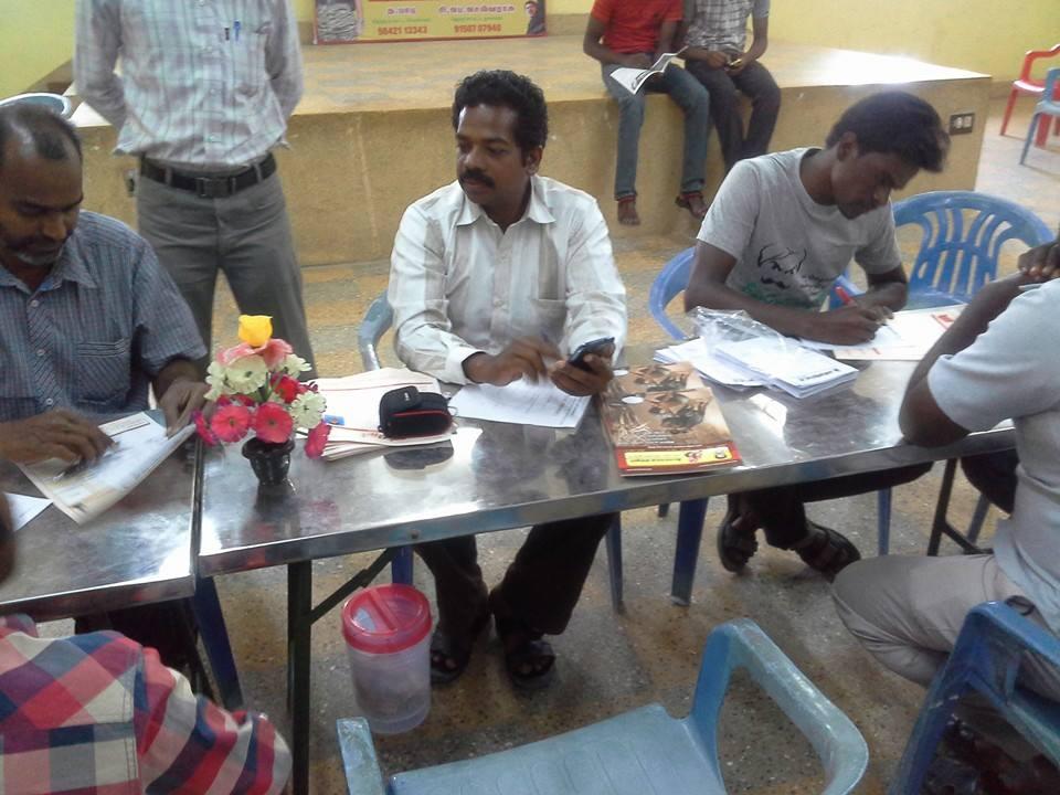 விருதுநகர் மாவட்டத்தில் உறுப்பினர் சேர்க்கை முகாம் சிறப்பாக நடை பெற்றது. 10959901 714934981953448 3378780690990258936 n
